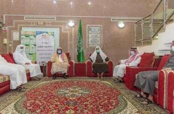 انطلاق فعاليات التصفيات النهائية على جائزة الملك سلمان لحفظ القرآن الكريم بمنطقة الباحة