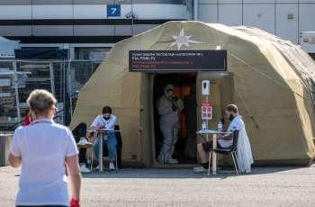روسيا تسجل 8632 إصابة جديدة بكورونا و389 حالة وفاة