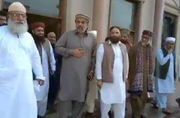 Delegation to meet Hafiz Saad Rizvi in Kot Lakhpat Jail