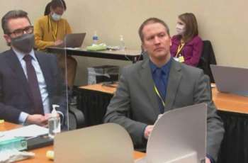 Closing Arguments in Chauvin's Trial Begin