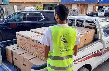 أبناء الجوف .. العمل التطوعي حياة وعطاء للمجتمعات