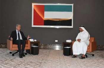 Pakistan, UAE agreed to promote bilateral trade, economic cooperation
