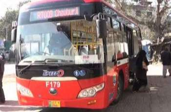 Metro, Speedo bus service resumed in Lahore