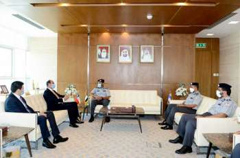 ADP Commander-in-Chief, Chile's Ambassador discuss cooperation