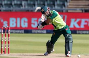 Pakistan set the target of 150 for Zimbabwe to chase in first T20I match