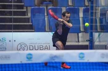Team 'Uncle Saeed' to meet Al Hajeri and Hudda in NAS Padel's Bronze Category final