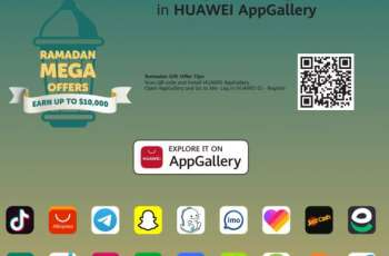 HUAWEIAppGallery is getting Bigger and Better Everyday – Introducing New Apps!