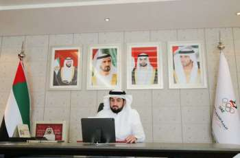 Ahmed bin Mohammed chairs UAE National Olympic Committee General Assembly