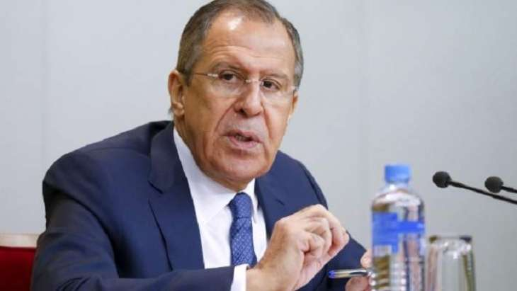 RECAST - Lavrov Conveyed Message From Putin to Modi to Indian Foreign Minister