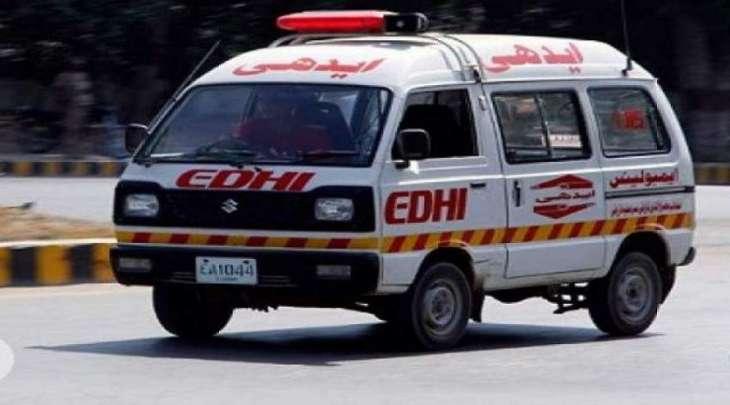 مقتل خمسة أشخاص و اصابة 12 آخرین اثر انفجار نتیجة تسریب للغاز فی مدینة لاہور
