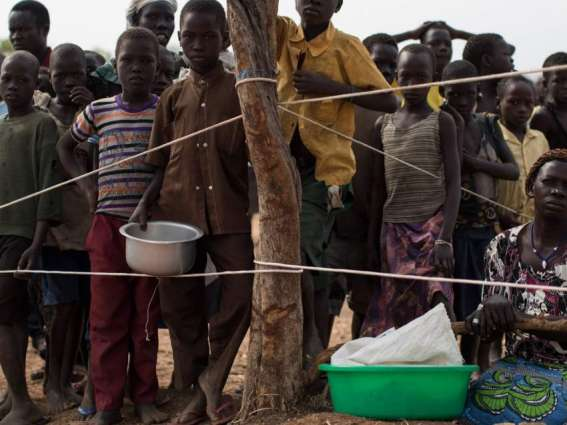 WFP Cutting Food Rations to Refugees, Displaced People in S. Sudan Amid Major Funding Gaps