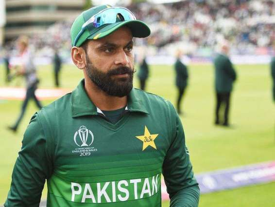 Hafeez is all set to become 6th player to play 100th T20Is match against South Africa