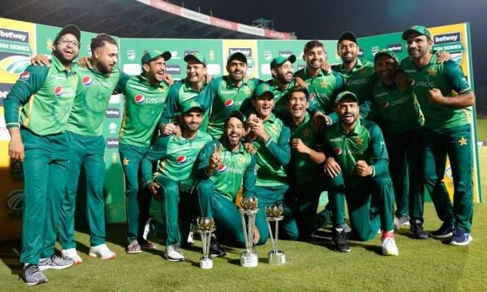 Pakistan determined to grab victory in T20Is against South Africa