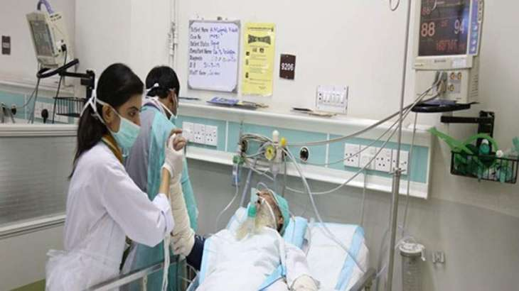 Pakistan reports 100 more deaths due to COVID-19 over last 24 hours
