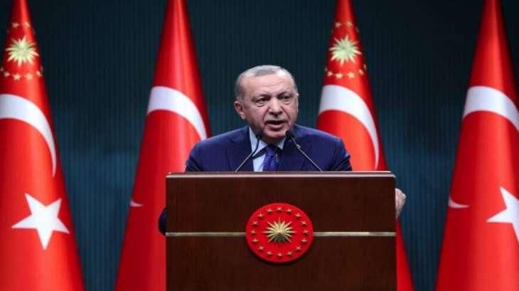 Turkey-Ukraine Defense Cooperation Not Directed Against Third Countries - Erdogan