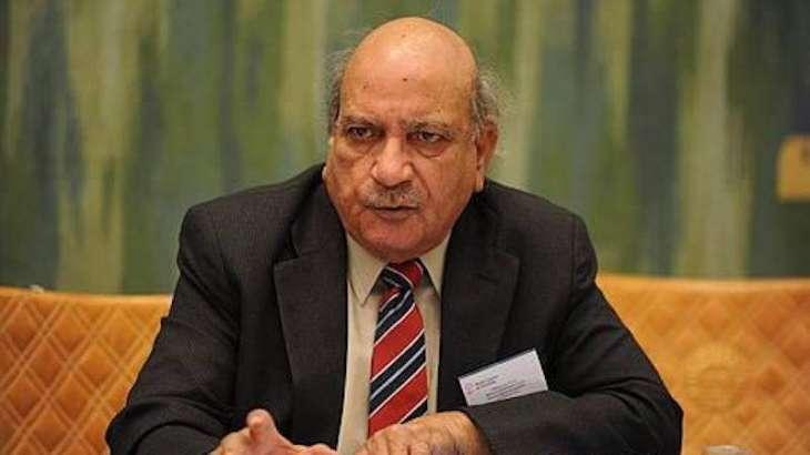 Rights activist IA Rehman passes away
