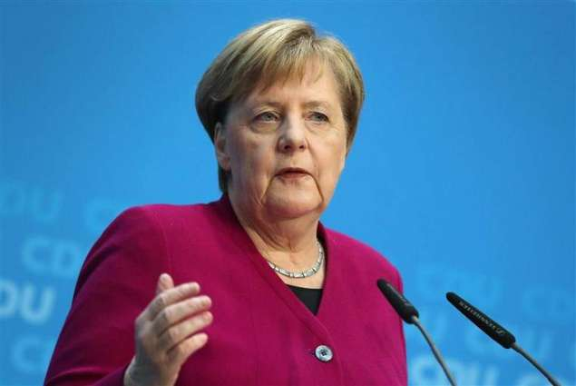 Germany's Merkel Says Latest Hannover Messe Speech Her Last as Chancellor at Leading Fair