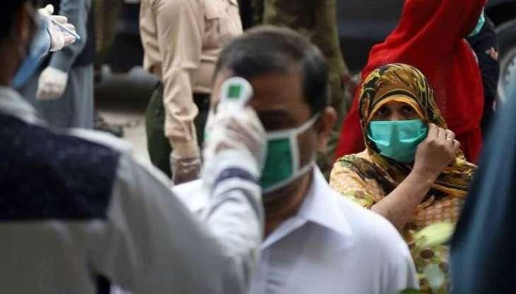 COVID-19 kills 108 people in Pakistan over last 24 hours