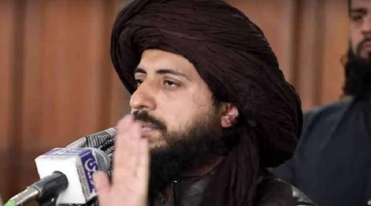 "اعتقال زعیم حزب "" حرکة لبیک یا رسول اللہ "" سعد رضوی فی مدینة لاہور"