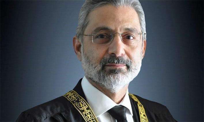 SC turns Justice Isa's plea for live coverage of his case