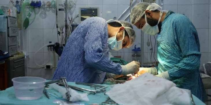 Int'l Team of Cardiologists to Conduct First Surgeries in Russia Since Pandemic Began