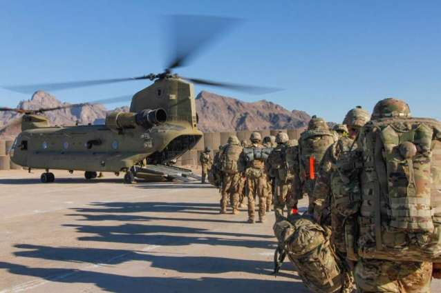 Lawmaker Urges Biden to Nix Complete Afghan Withdrawal, Maintain Residual US Force