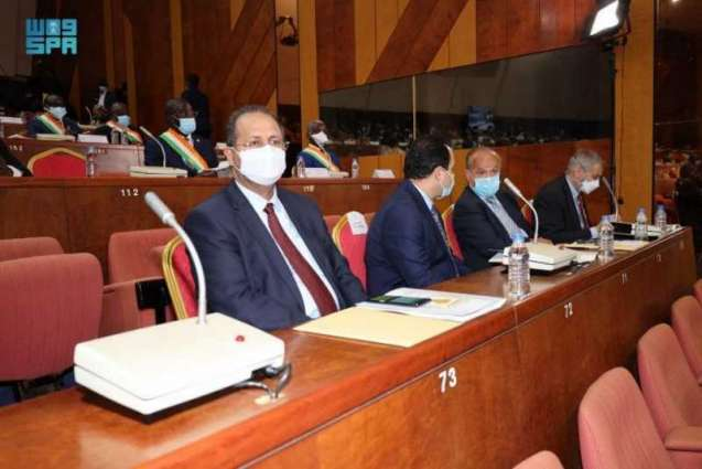 سفير المملكة لدى كوت ديفوار يحضر أعمال الدورة الافتتاحية لمجلس الشيوخ الإيفواري