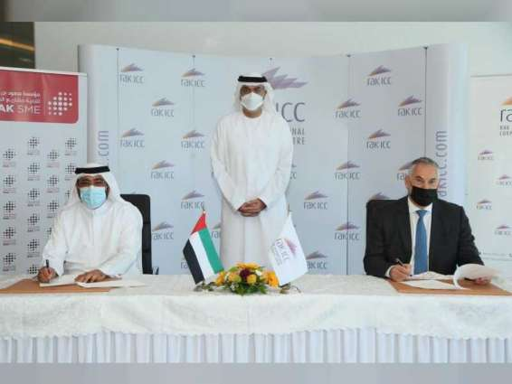 RAK ICC, RAK SME sign MoU to boost investment opportunities