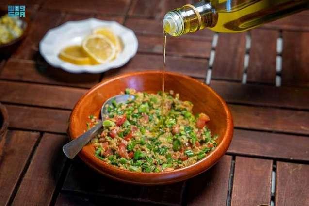زيت الزيتون الطبيعي فوائد صحية على السفرة الرمضانية