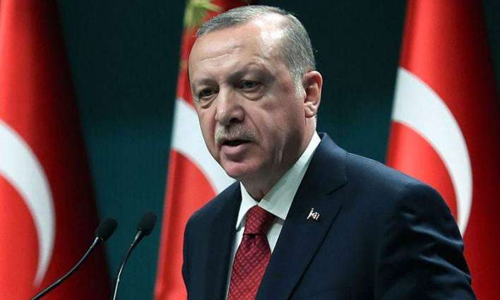Erdogan Says Montreux Convention Will Not Apply to Istanbul Canal