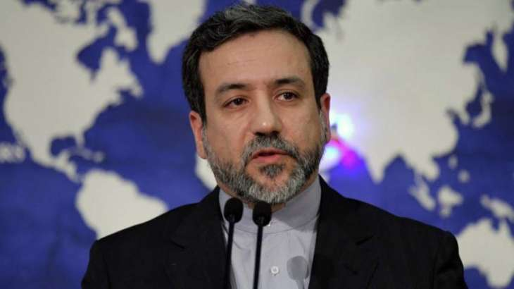 Heads of Russian, Iranian Delegations Discuss JCPOA Ahead of Commission's Talks in Vienna