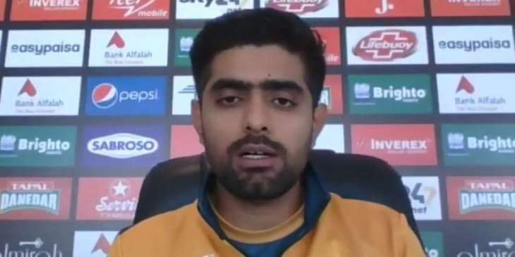 Babar Azam says team is ready for same momentum in today's T20I match