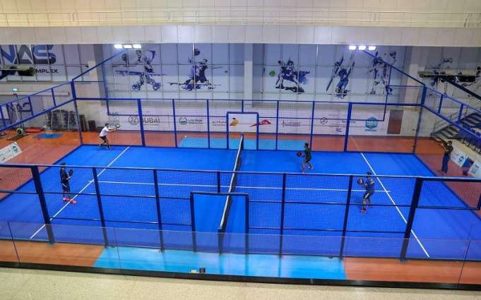 Saeed Bin Maktoum: NAS Sports Tournament has contributed to the spread and development of padel in UAE