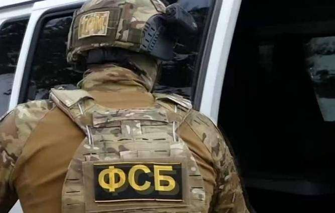 FSB Shows Video of Ukrainian Consul Asking for Classified Law Enforcement Databases