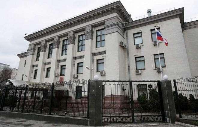 Russian Embassy in Kiev Receives No Documents on Senior Diplomat Expulsion So Far