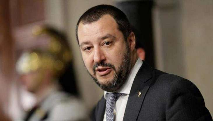 Ex-Italian Interior Minister Salvini to Face Trial on Migrant Kidnapping Charges