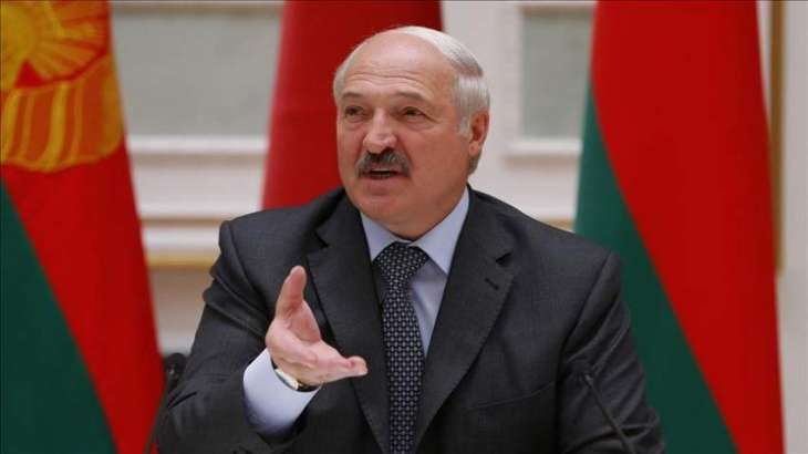 Lukashenko Says Belarus Detained US-Backed Group Planning to Kill Him, His Children