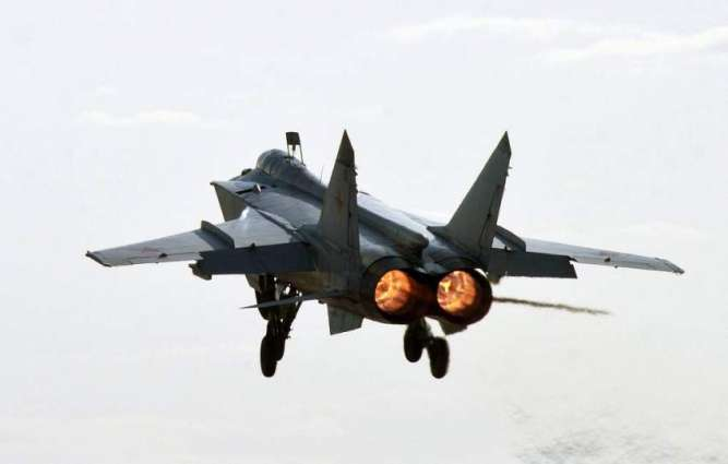 Russia's MiG-31 Intercepts US, Norwegian Patrol Planes Over Barents Sea - Defense Ministry