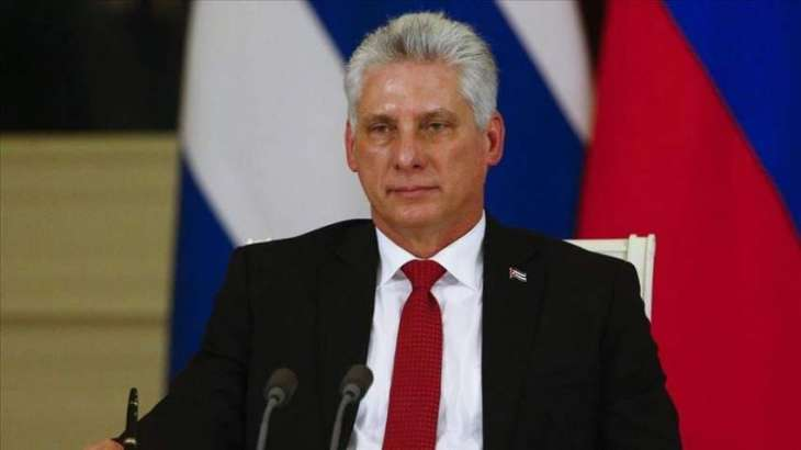 Cuban Communist Party Elects President Dias-Canel as First Secretary of Central Committee