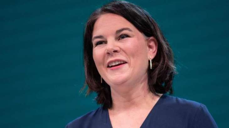 Germany's Greens Pick Annalena Baerbock as Candidate for Chancellor
