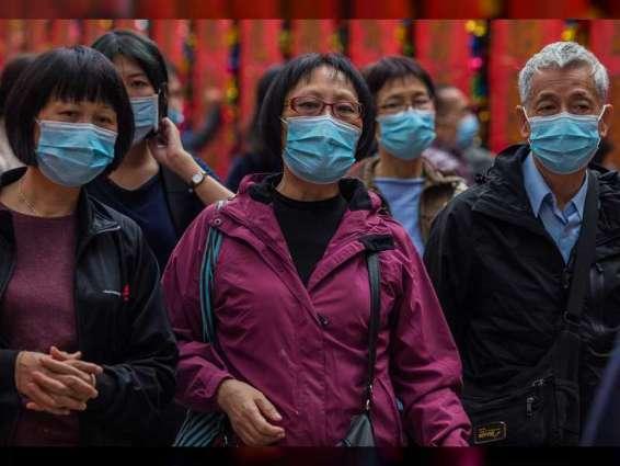 China reports 10 new coronavirus cases