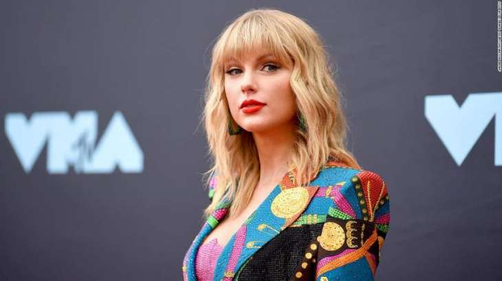 Stalker arrested from Taylor Swift's apartment in New York
