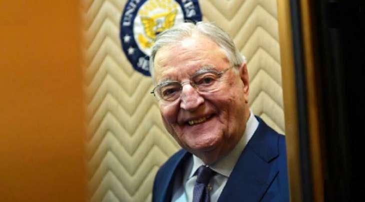 وفاة نائب الرئیس الأمریکیٴ السابق جیمي کارتر عن عمر ناھز چچچا