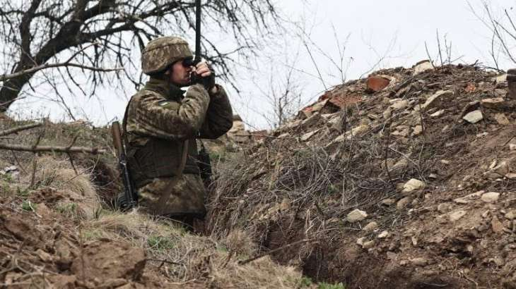Ukrainian Military Setting Up New Fighting Positions in Country's South - General Staff