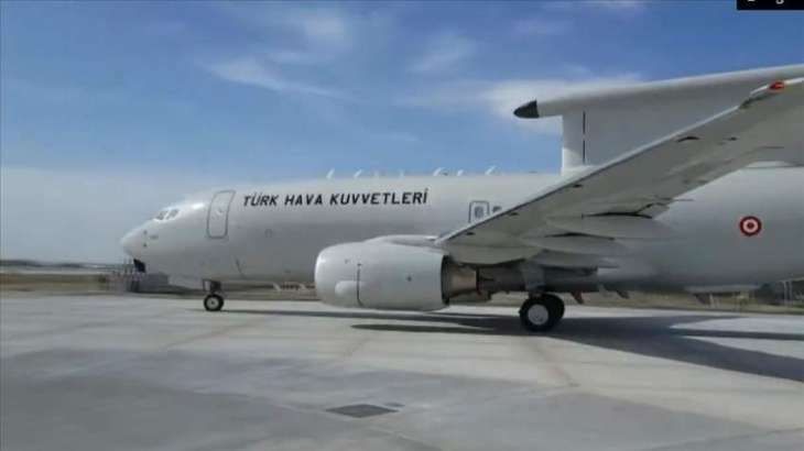 Turkey's E-7T AWACS Conducts Flyover Mission Over Romania - Defense Ministry