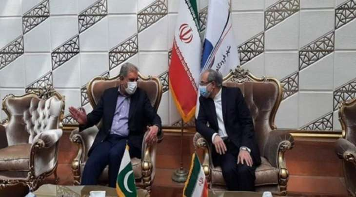 وزیر خارجیة باکستان شاہ محمود قریشي یصل ایران فی زیارتہ الرسمیة