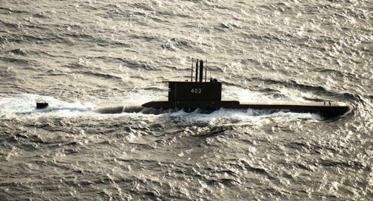 Oil Spill Found Near Missing Indonesian Submarine - Reports