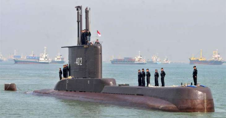 Indonesian military submarine goes missing