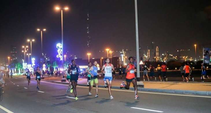 8th Nad Al Sheba Sports Tournament comes to close on Thursday night with 5km Run