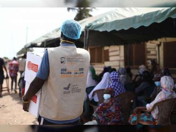 Food distribution begins in Ghana, Angola & Uganda under '100 Million Meals' campaign